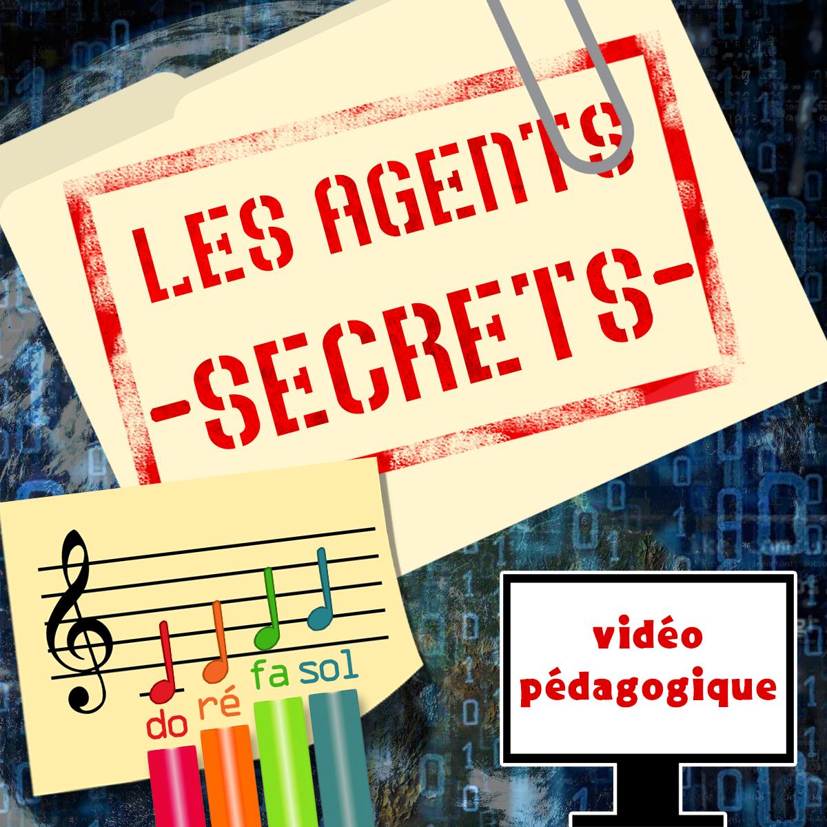 Les agents secrets